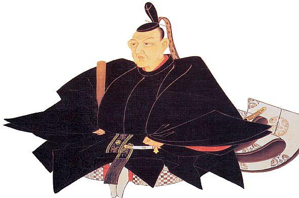 徳川吉宗像 徳川記念財団所蔵